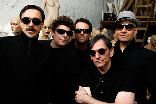 A banda Titãs já é veterana nos palcos do evento.