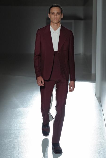 Prada - Mens Spring Summer 2013 Runway - Milan Menswear Fashion Week
