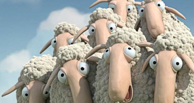 """""""Oh, Sheep!"""" de Gottfried Mentor, é um curta-metragem alemão que será exibido esse ano no evento"""
